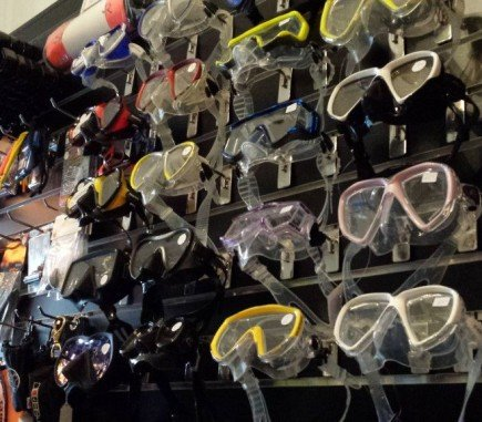 Scuba Diving Masks
